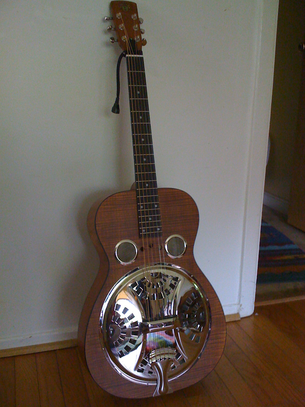 A very fun instrument - need to write some new songs on it