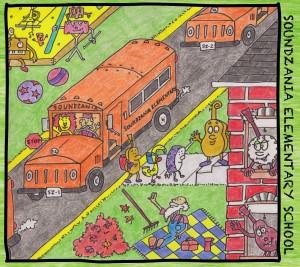 Soundzania Elementary School CD
